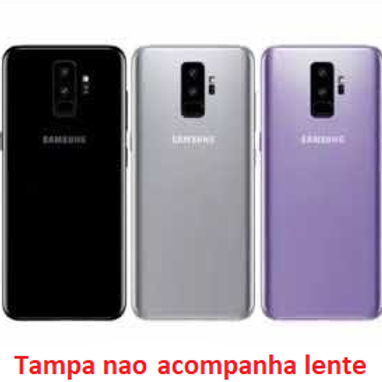 Tampa Vidro Traseira Samsung Galaxy S9