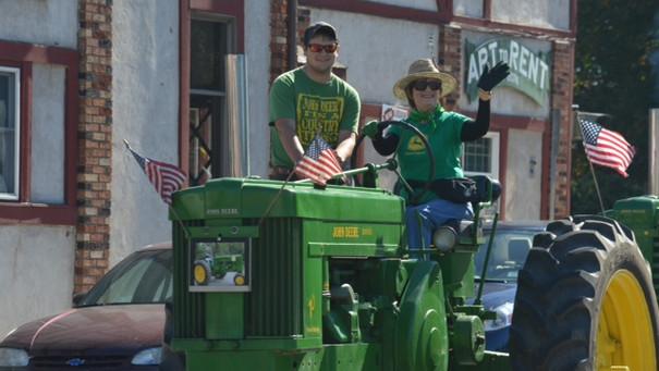 Hancock Harvest Festival & Tractor Parade