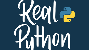 Stephen Gruppetta Joins the Team of Authors at RealPython.com