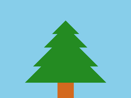 How to Draw a Christmas Tree Using Turtle in Python