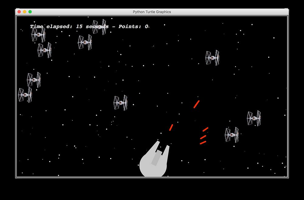 star wars game python