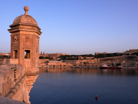 Updated: It's official: we're on our way to Malta this summer