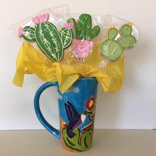 AZ Mug & Cookie Gift Set