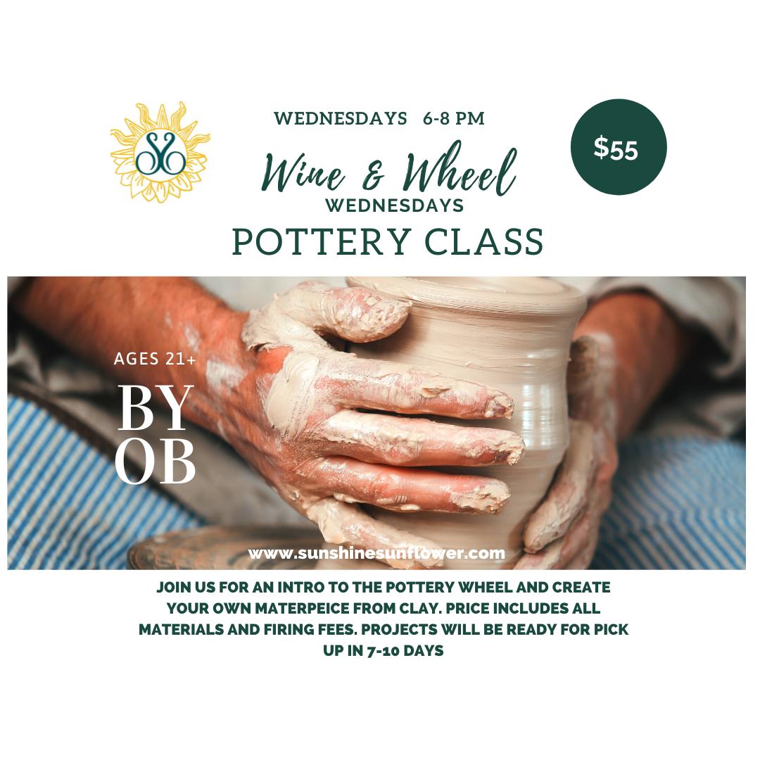 Wine & Wheel Wednesday 8/11