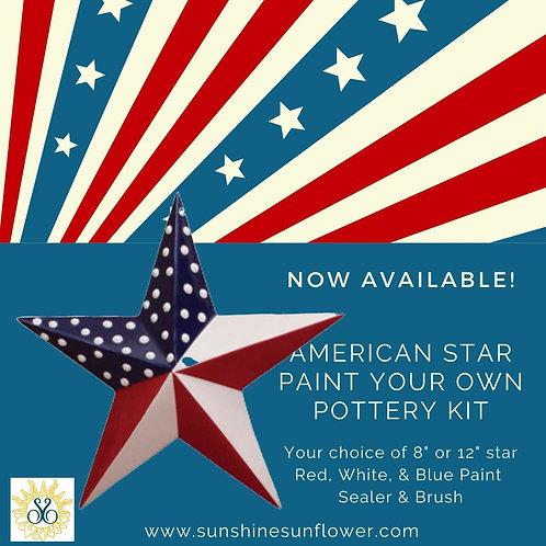 "PYOP Kit: American Star 8"""