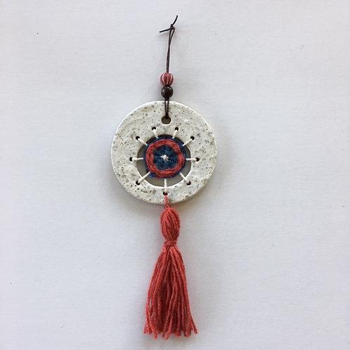 DIY Kit: Boho Weaving Wall Hanging (Small)