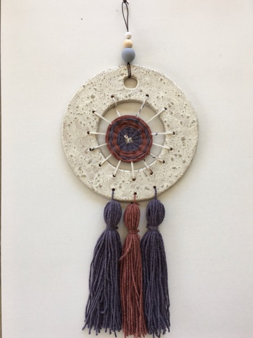DIY Kit: Boho Weaving Wall Hanging (Large)