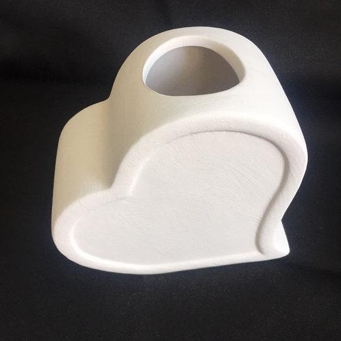 PYOP Kit: Heart Vase