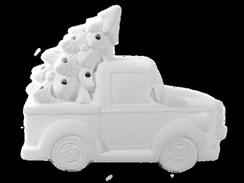 PYOP Kit: Lighted Christmas Tree Truck