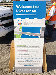 River For All ArtPrize