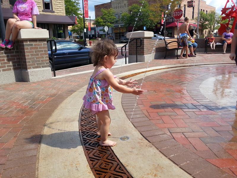 Hastings Spray Plaza