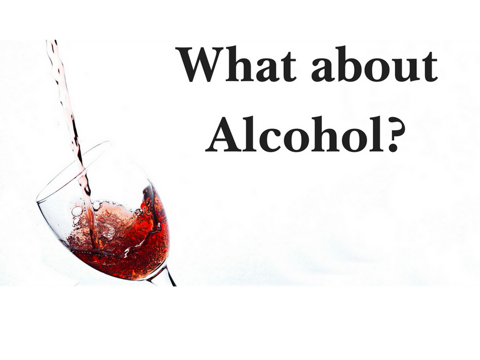 Isn't Alcohol Healthy For You?