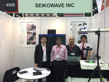 Seikowave Presenting and Exhibiting at IGEM 2016 in Malaysia October 5-8
