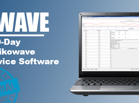 Free 30-Day Trial of Seikowave Fitness for Service Software