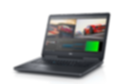 Dell laptop facing left.png