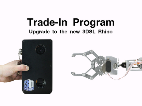 3D Toolbox Trade-In Opportunity for Newly Released 3DSL Rhino