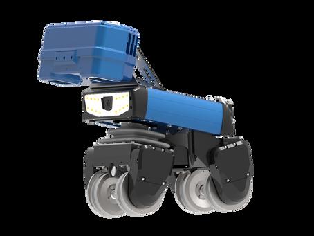 3DSL Rhino integrated with GE BIKE robot