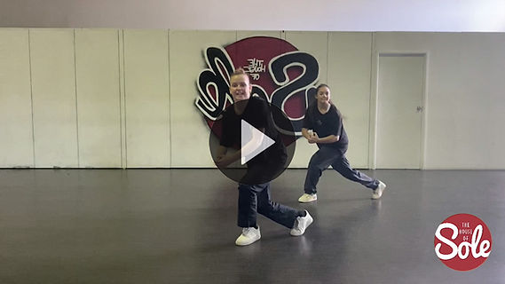 Eliza Gorman - Beginner Urban Choreograp