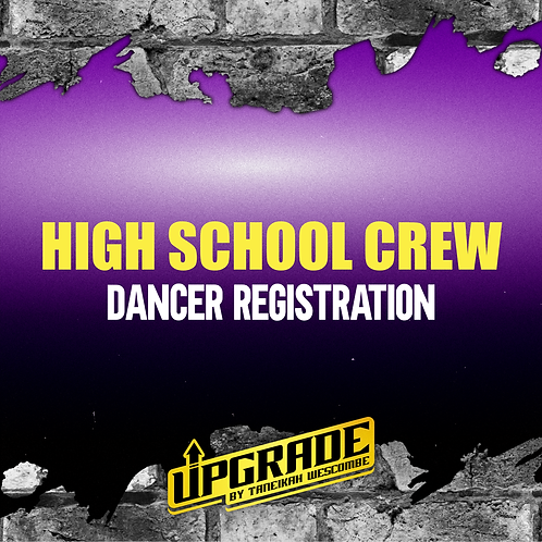 High School Crew registration