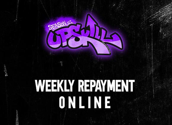 Weekly Repayment - ONLINE
