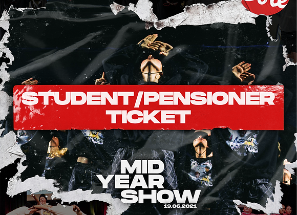 STUDENTS/PENSIONERS