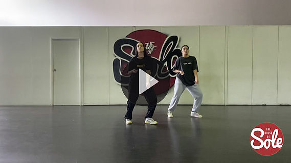DRILL - HIP HOP DANCE FOUNDATION with T