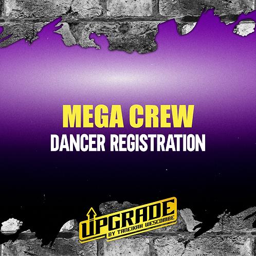 Mega Crew Registration