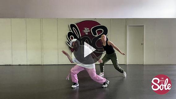 Jess Nesbit - Intermediate urban choreog
