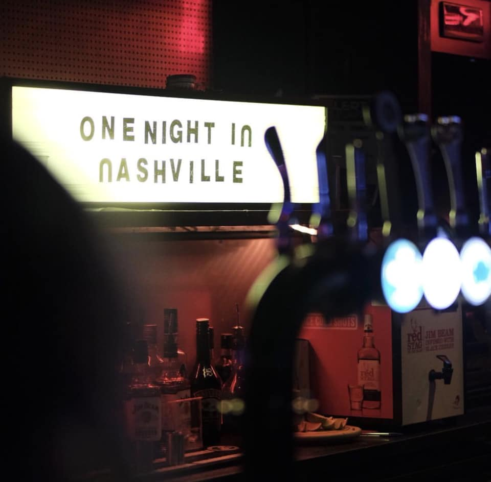 one night in nashville 7th oct