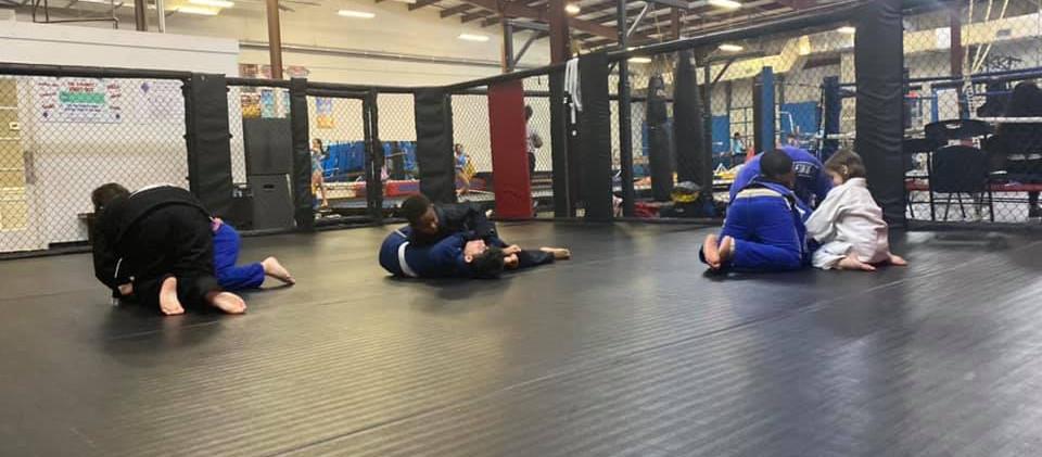 Palm Beach Athletic Complex Kids Brazilian Jiu Jitsu