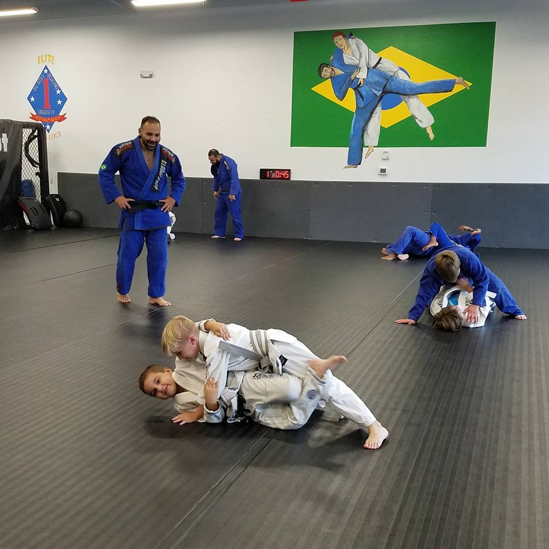Brazilian Jiu Jitsu For Kids