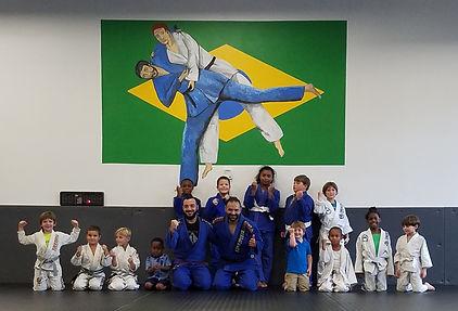 Kid's Brazilian Jiu Jitsu | West Palm Beach | Wellington