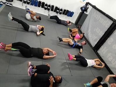 Kickboxing | Fitness | Women's Class | Exercise