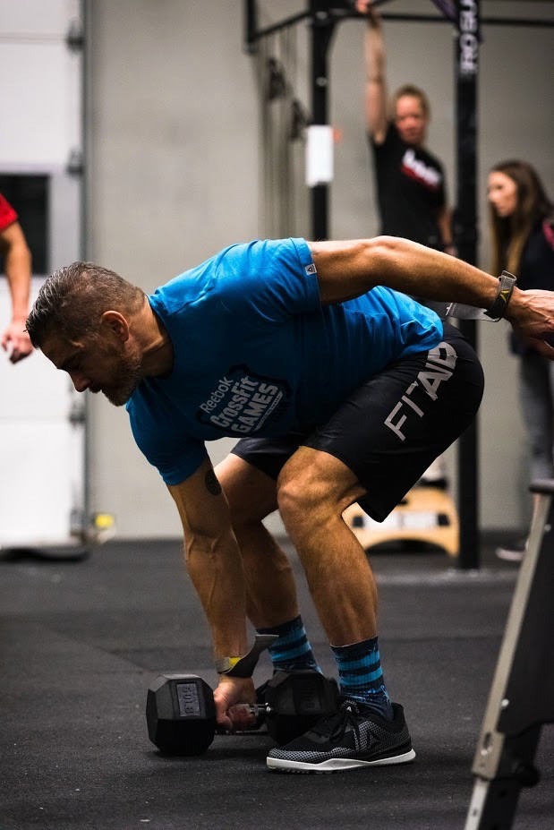 Dumbbell Snatch, CrossFit, West Palm Beach, Fitness, Gym, Fitness Center, UFC, MMA