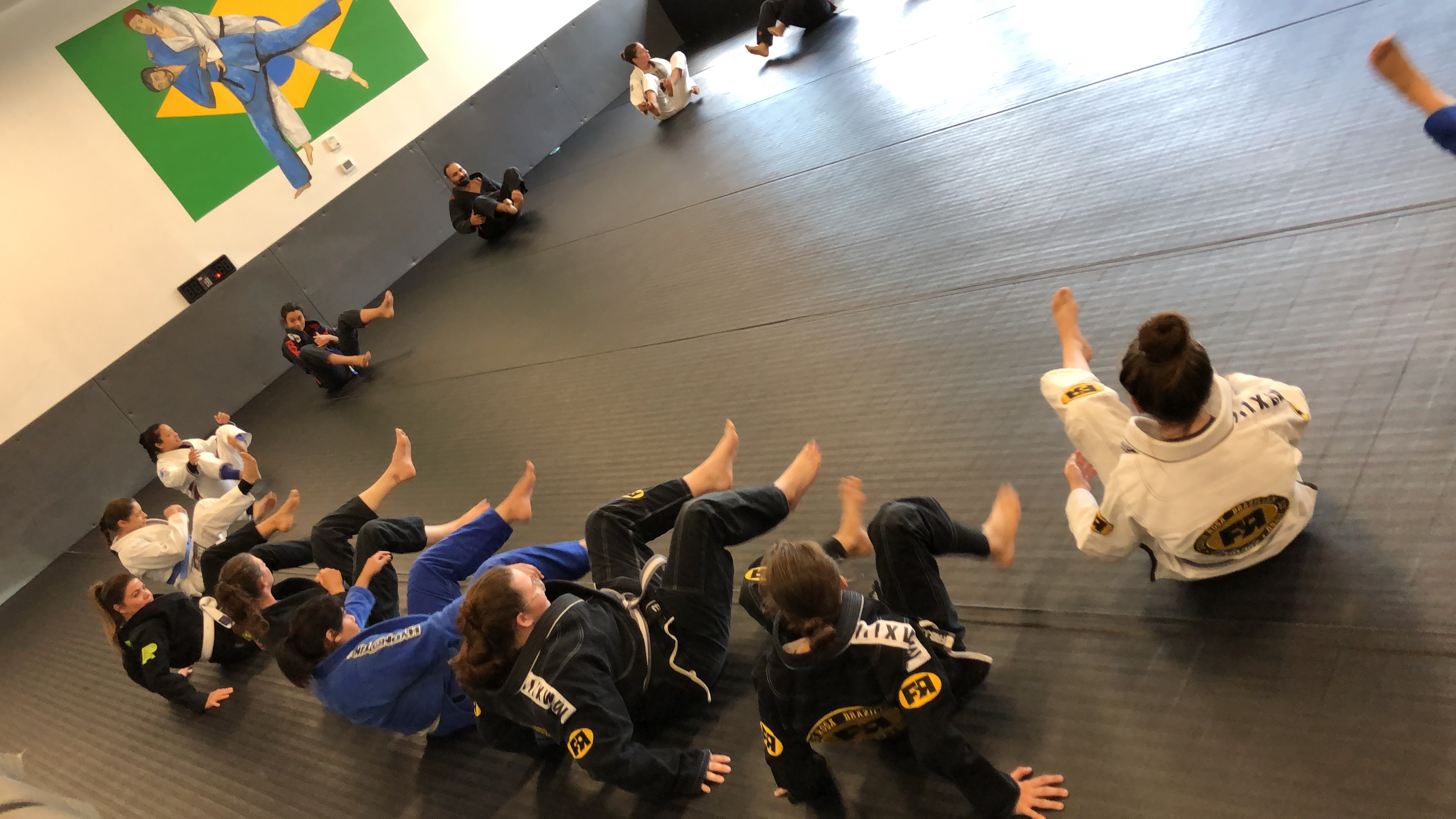Brazilian Jiu Jitsu For Adults