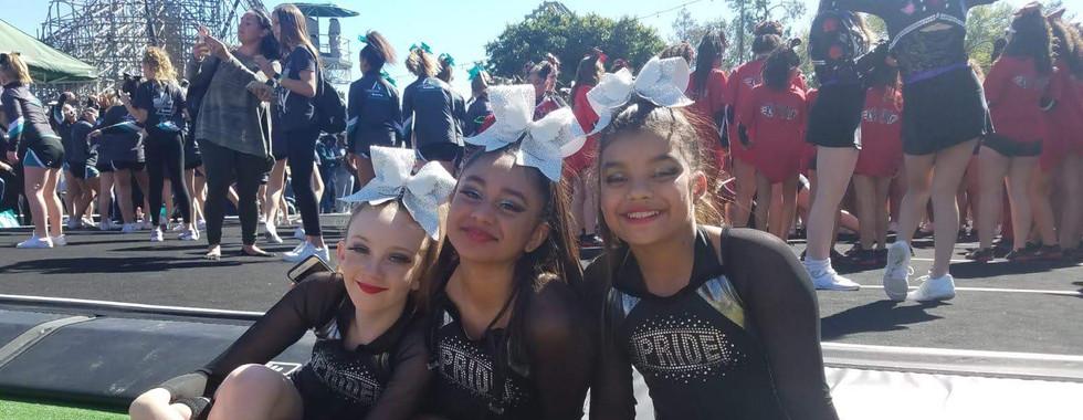 Pride Cheerleading West Palm Beach