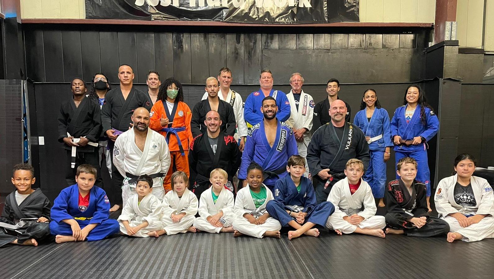Brazilian Jiu Jitsu West Palm Beach
