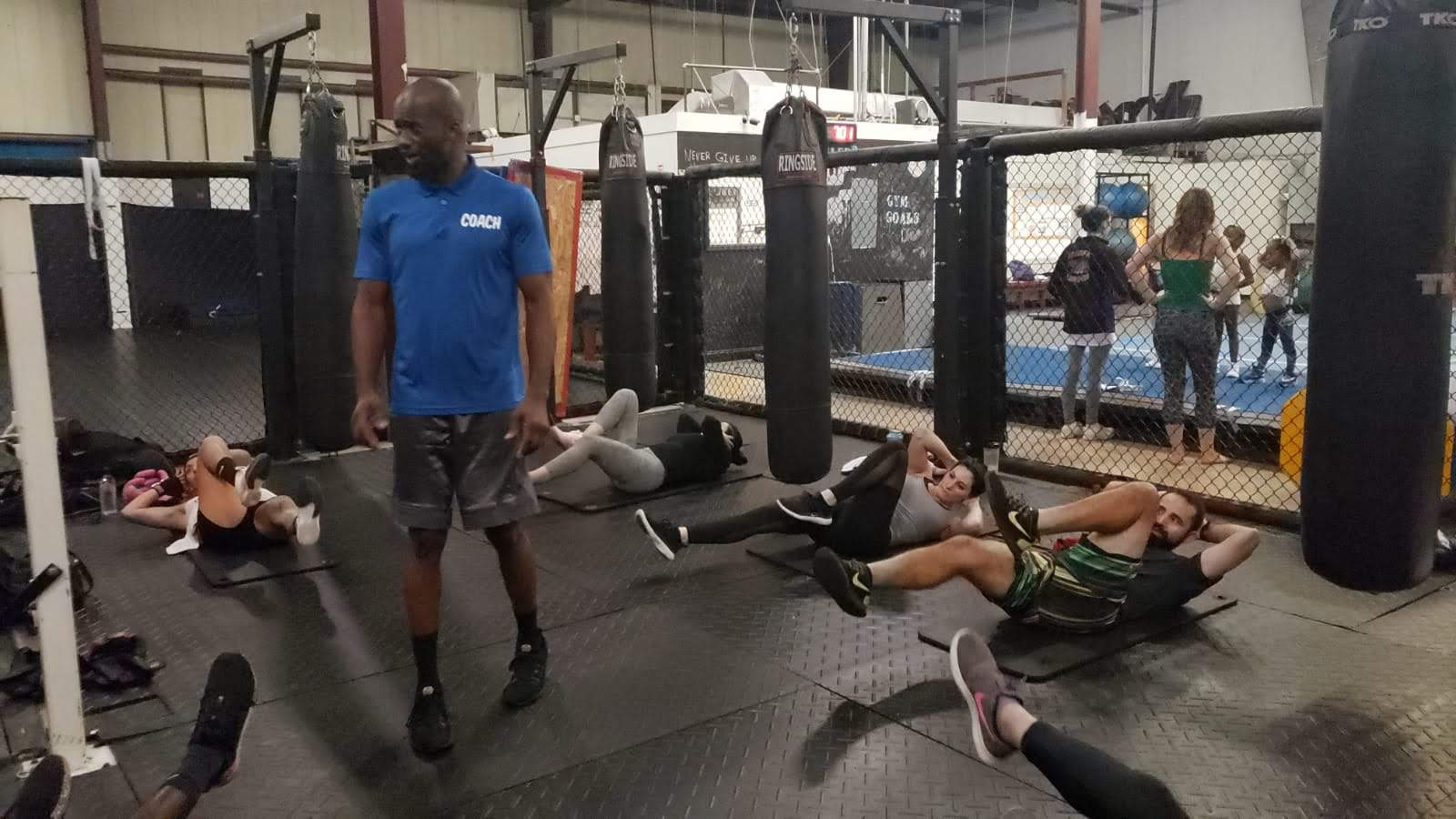 Palm Beach Athletic Complex Boxing Boot Camp