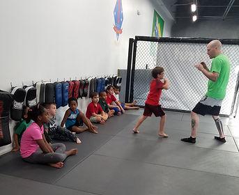 MMA | Kids | Martial Arts | Karate Kid
