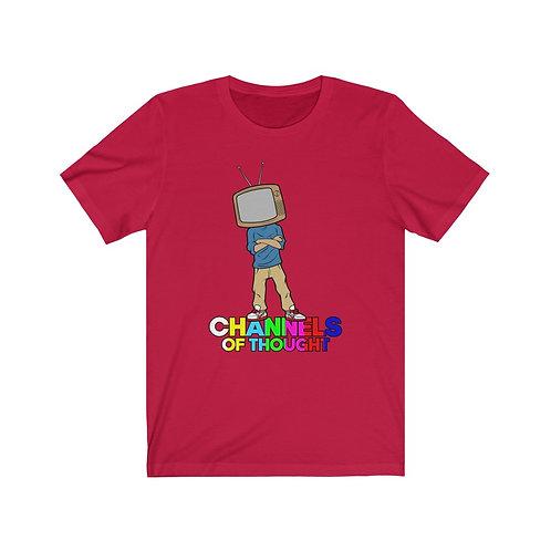 TV Head Guy T-Shirt
