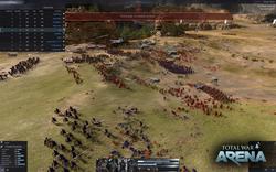 Total War arena closed beta key