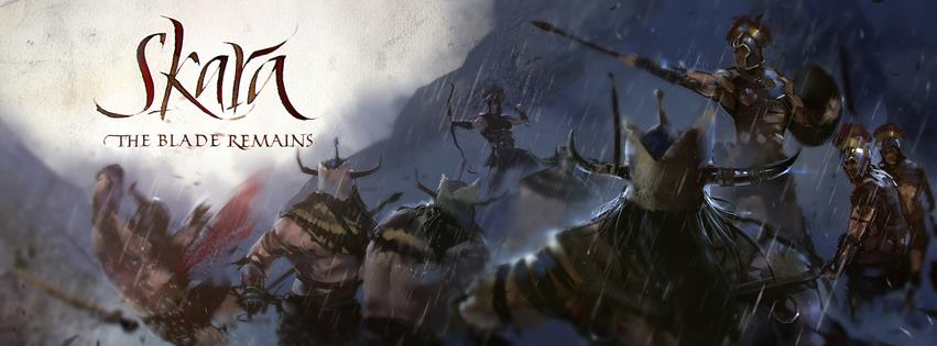 skara the blade remains alpha key