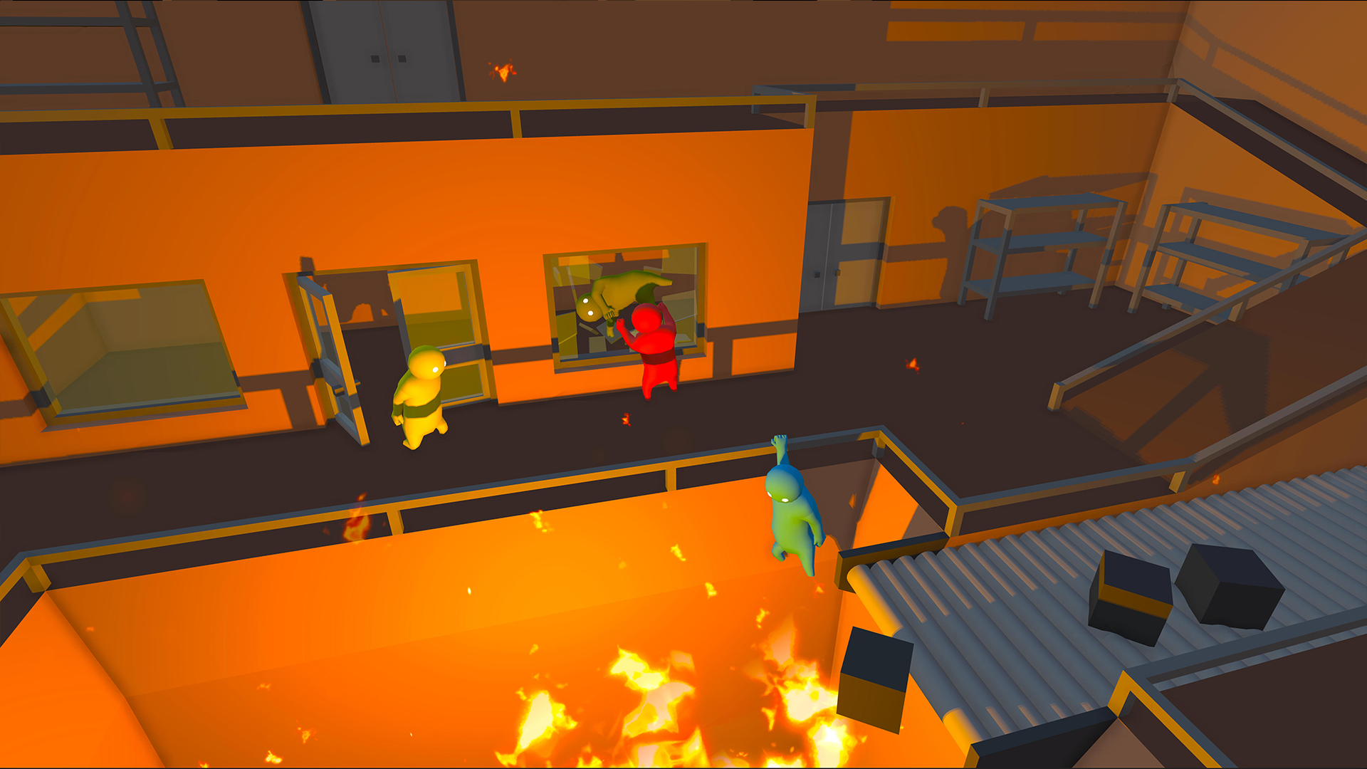 Gang beasts closed beta code