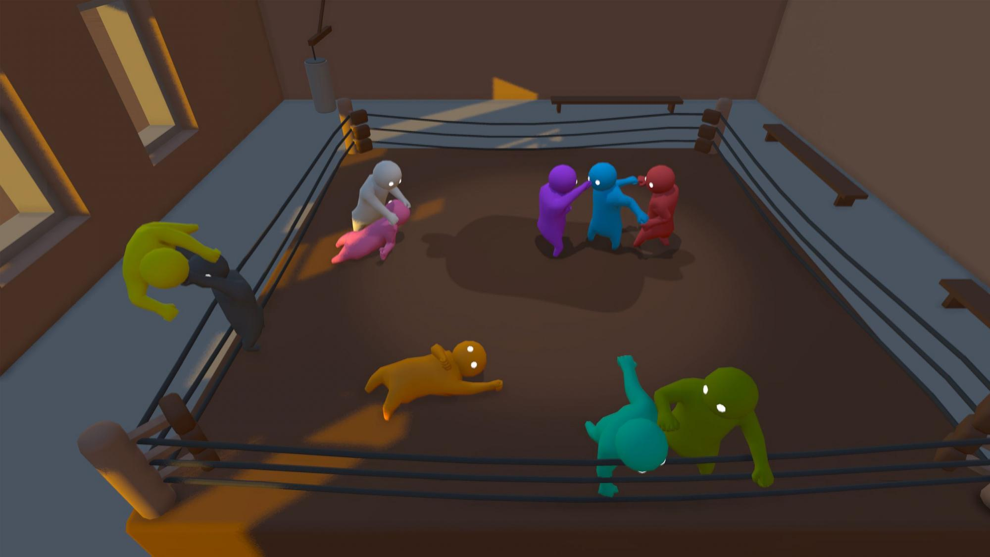 Gang beasts key steam