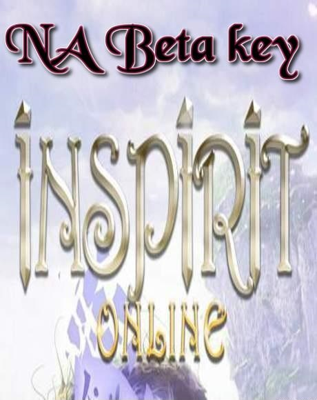 Inspirit Online NA Closed Beta key