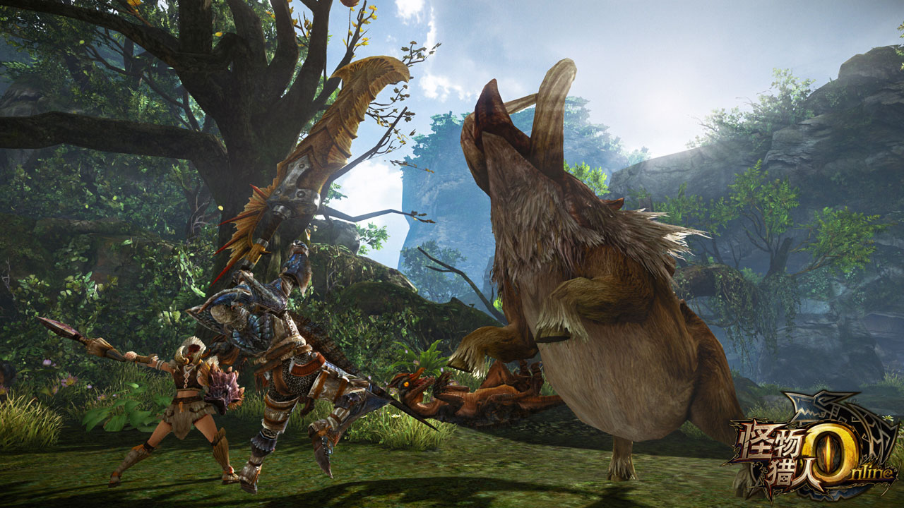 monster hunter online beta access