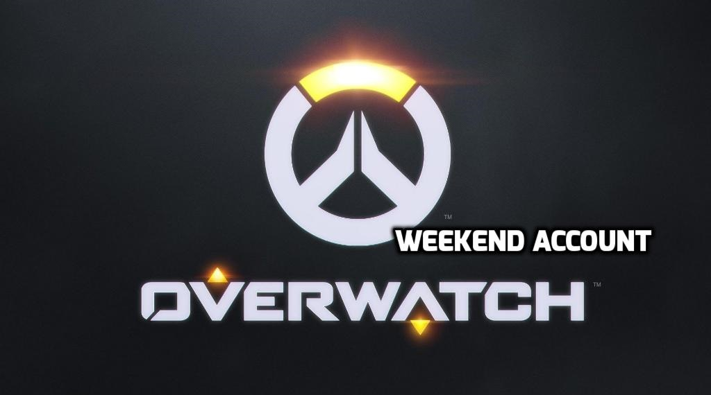overwatch weekeend test