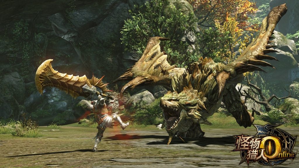 monster hunter online beta key .jpg