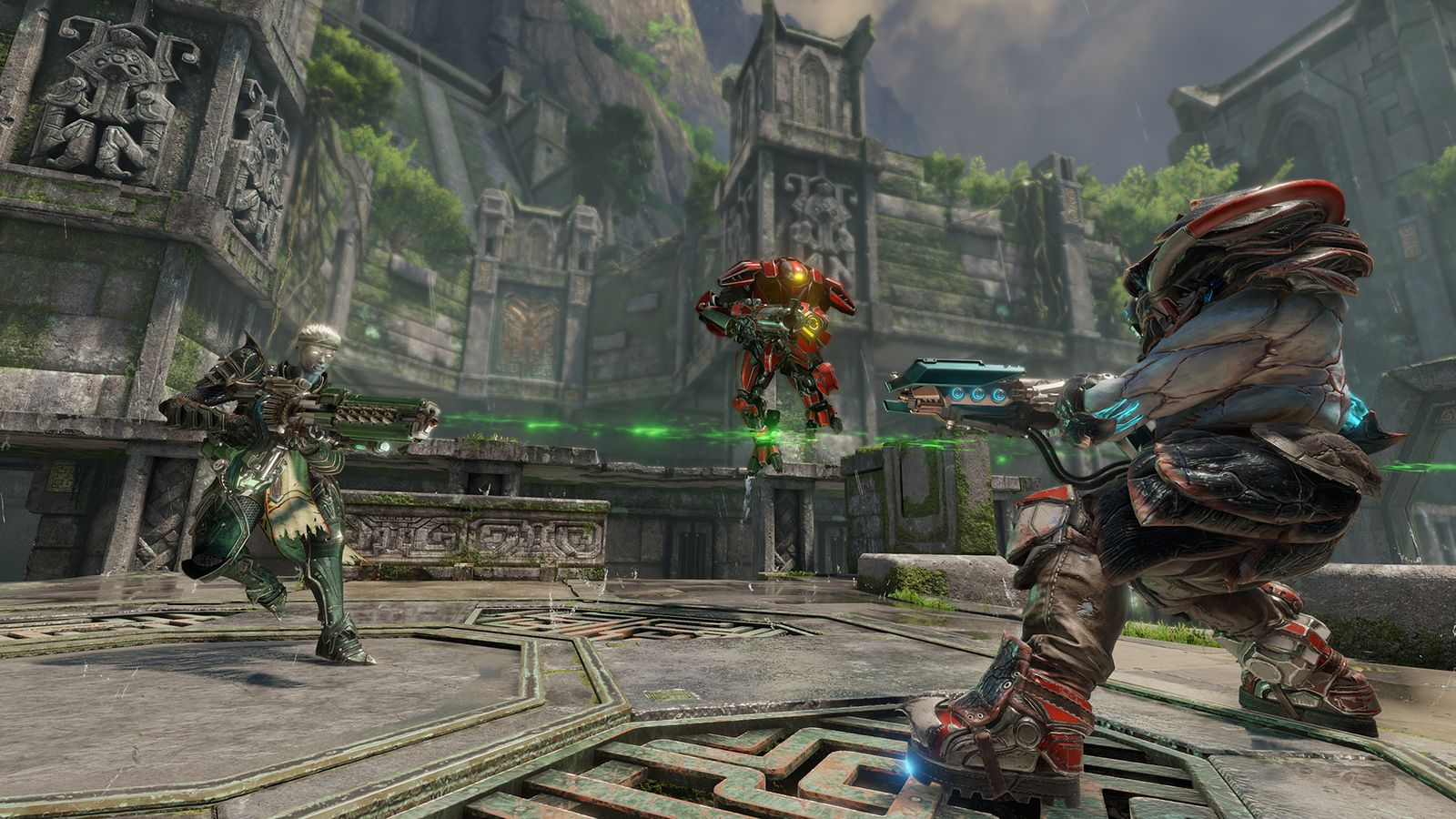 Quake champions beta access key