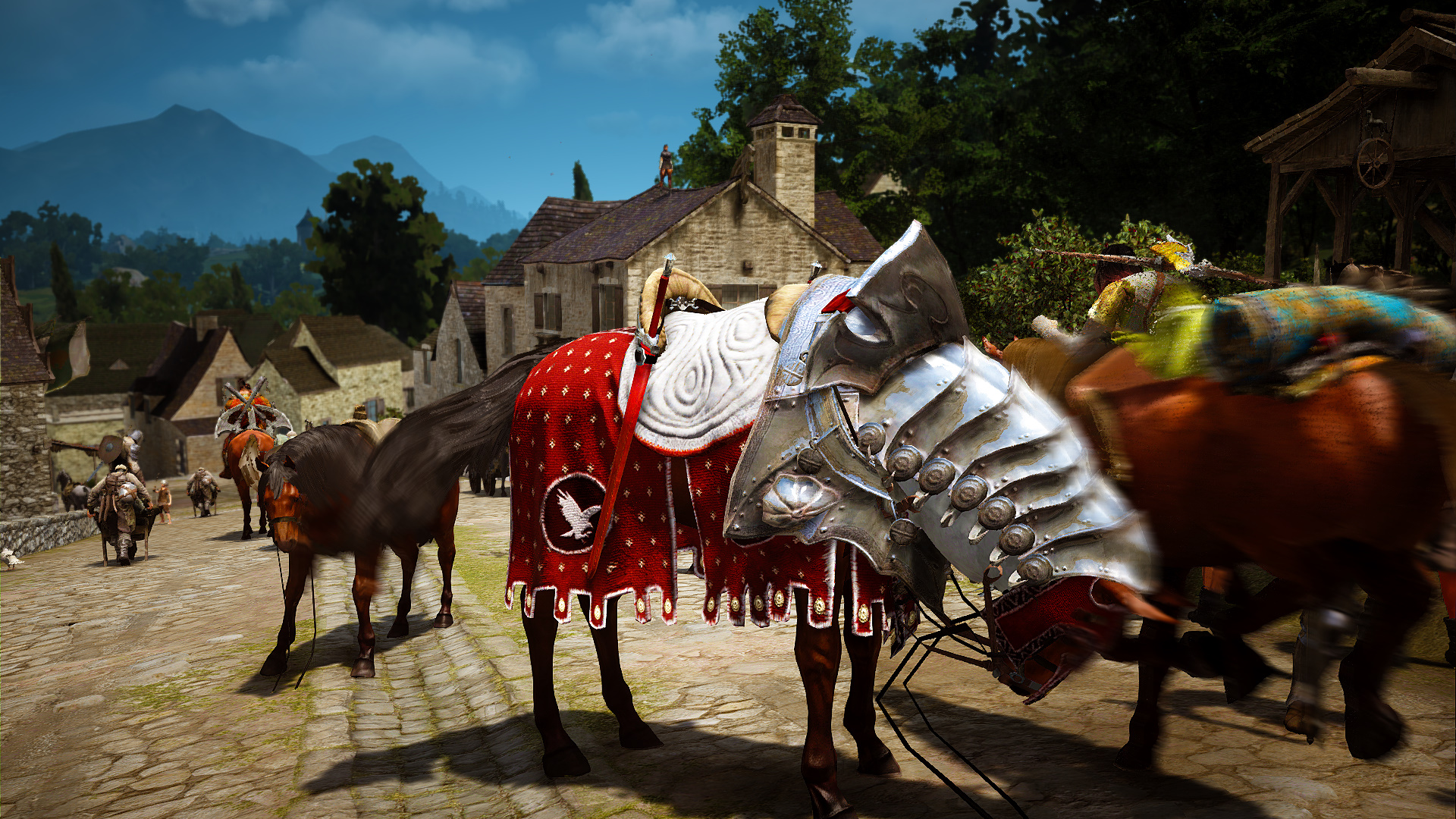black desert alpha key